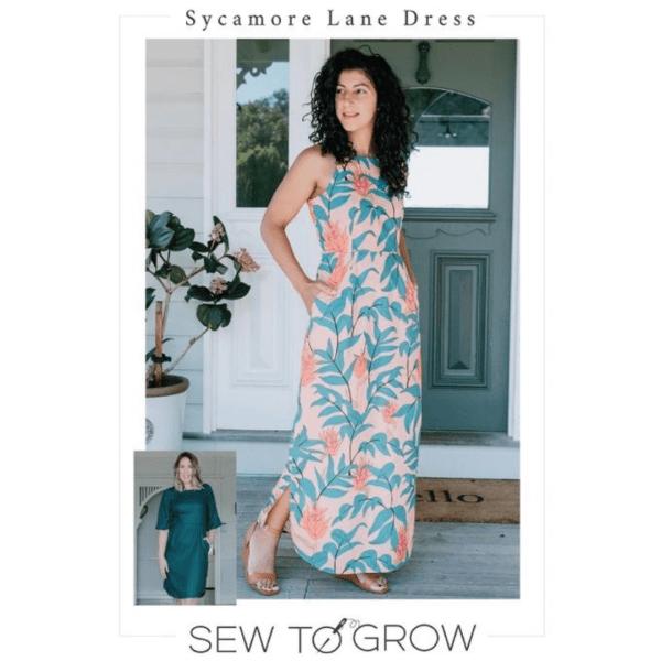 learn to sew dress pattern