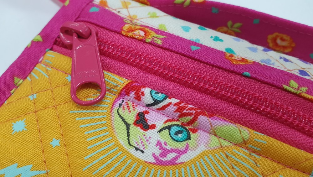 Tula Pink Fabric Collection Patchwork Projects