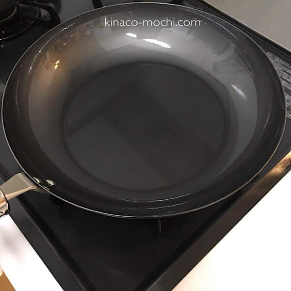 リバーライト 鉄フライパン
