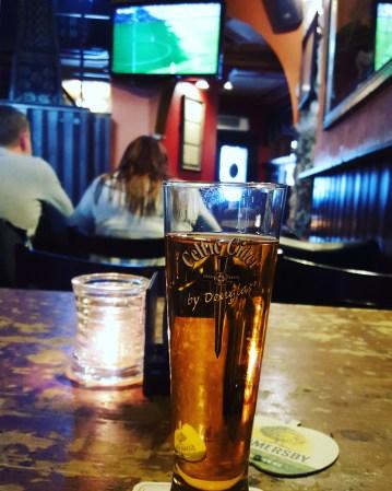 Delaney's Irish pub