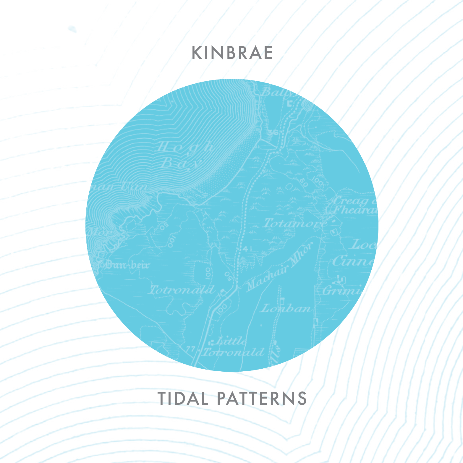 Kinbrae | Tidal Patterns | CD