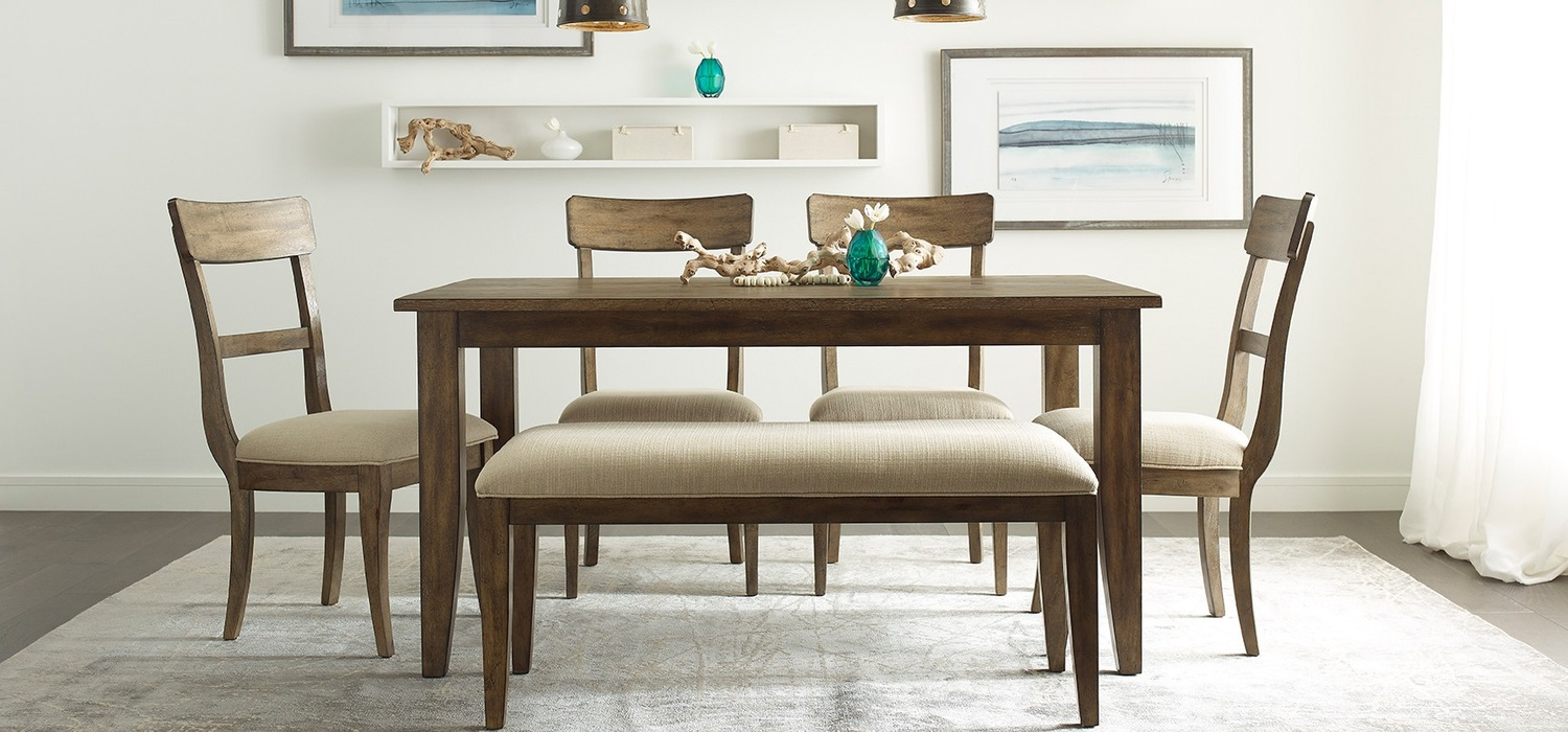 A Casual, Kitchen Dining Solution From Kincaid