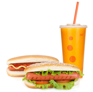 fast food insurance indiana