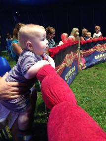 Big Kids Circus, Blyth