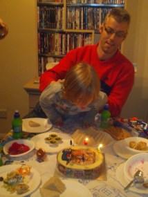 Fifth Birthday