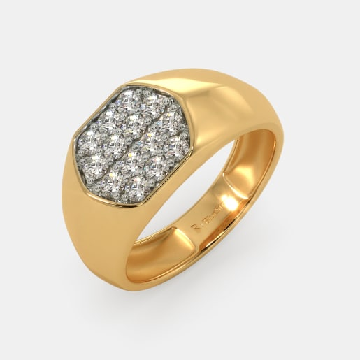 97e1d3fd5 Buy 150 Men S Gold Ring Designs Online In India 2019 Bluestone Com