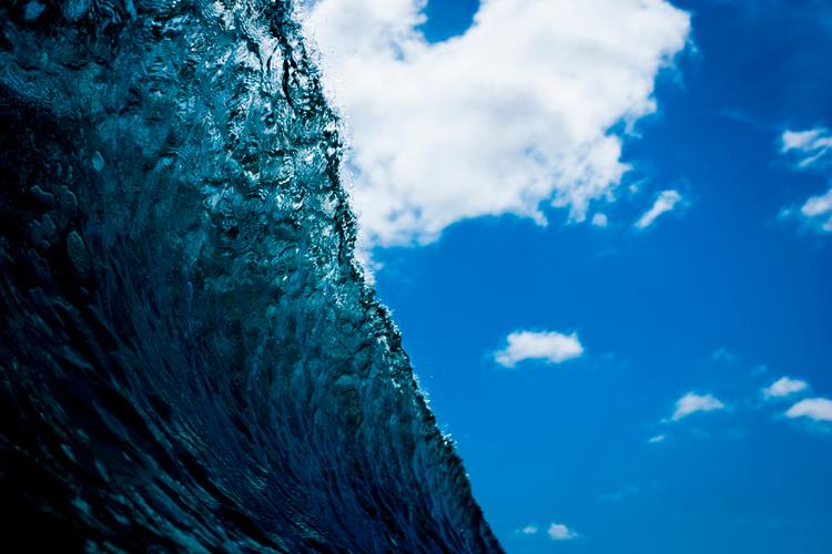Photo aquatique prise par le photographe Mat Hemon.