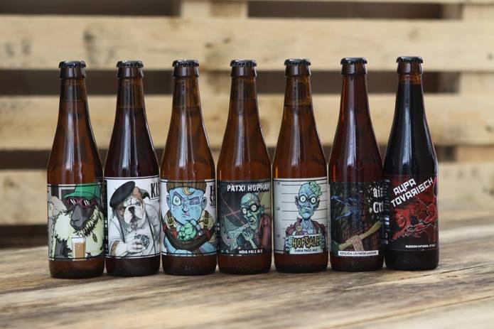 laugar brewery biere