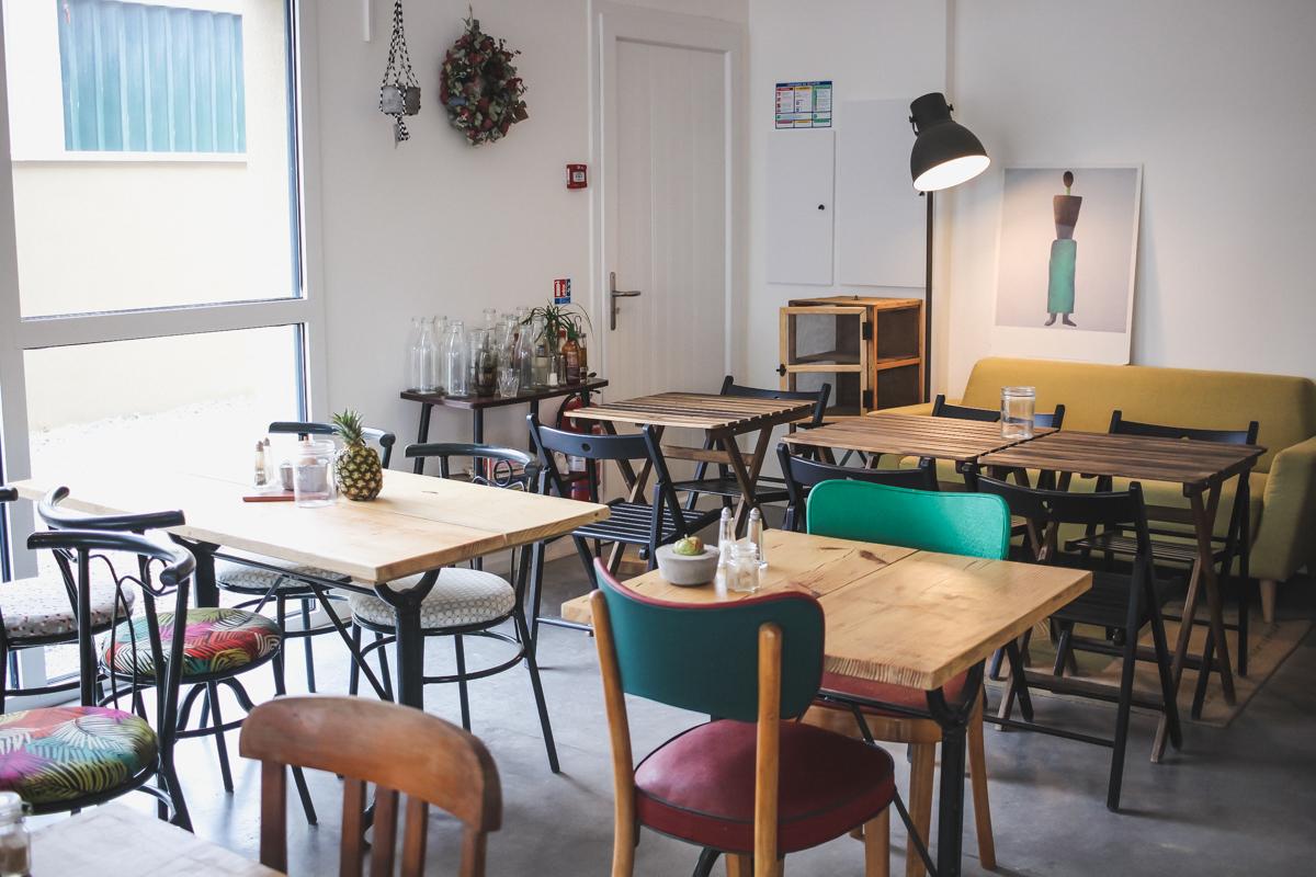 restaurant magnolia cafe à Soorts-Hossegor