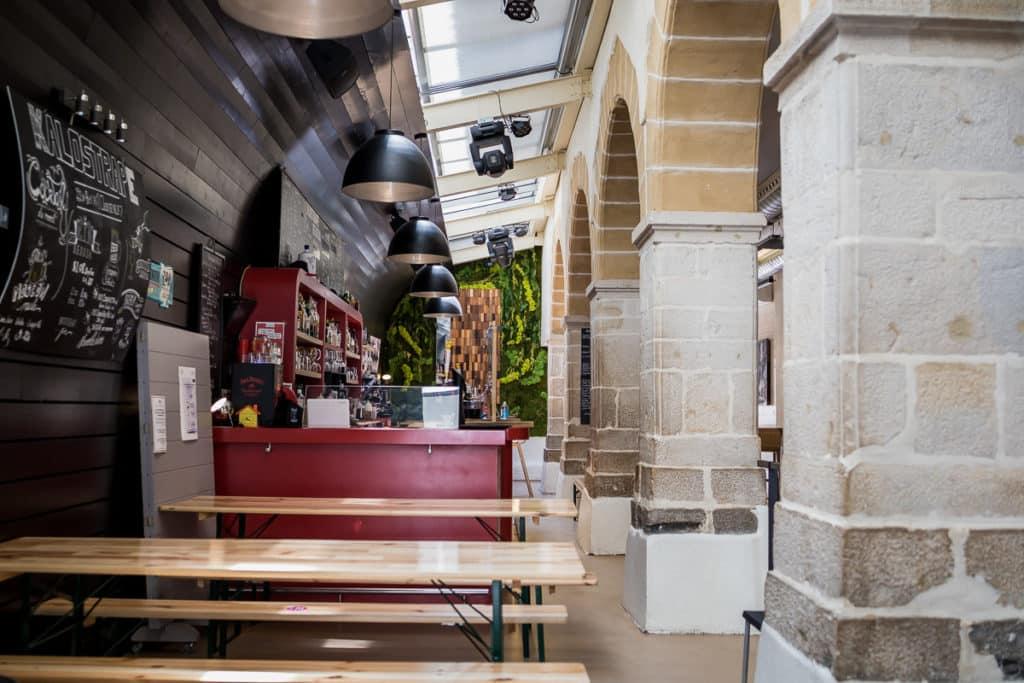 bars en terrasses a bayonne