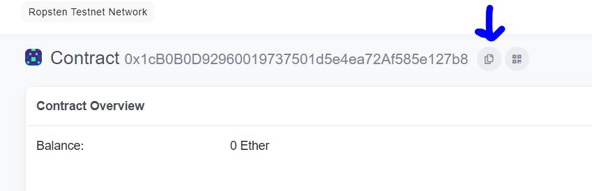 Where and how to find the contract address for ERC-20 Tokens on Etherscan