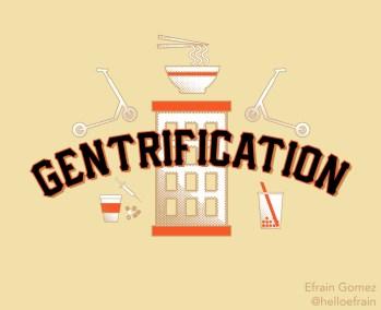 Gentrification - SF