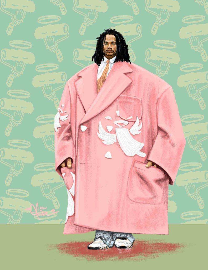 Luka Sabbat - High Fashion