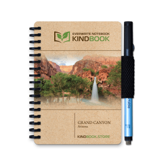 a6 kindbook grand canyon