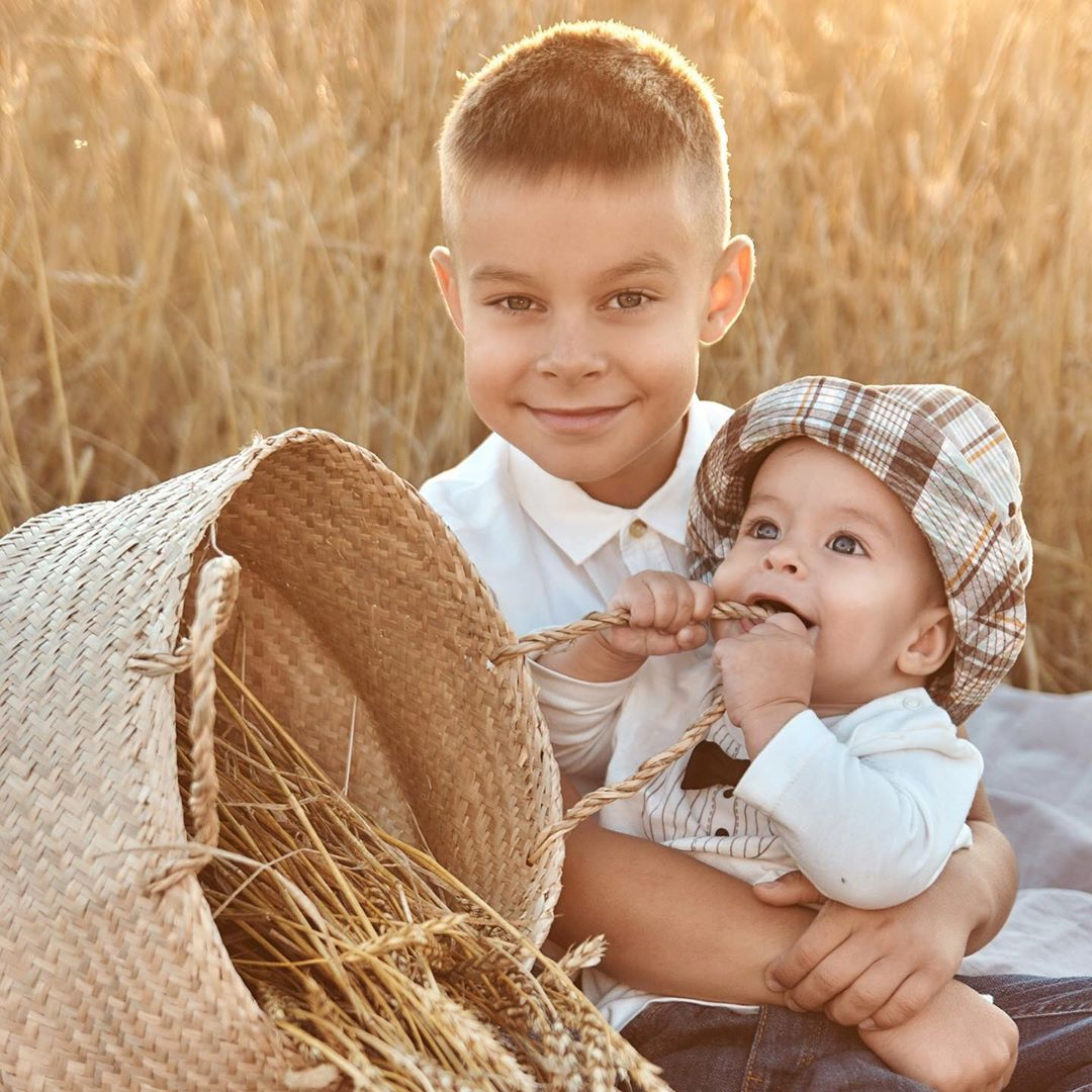 50 идей для детской фотосессии - 1