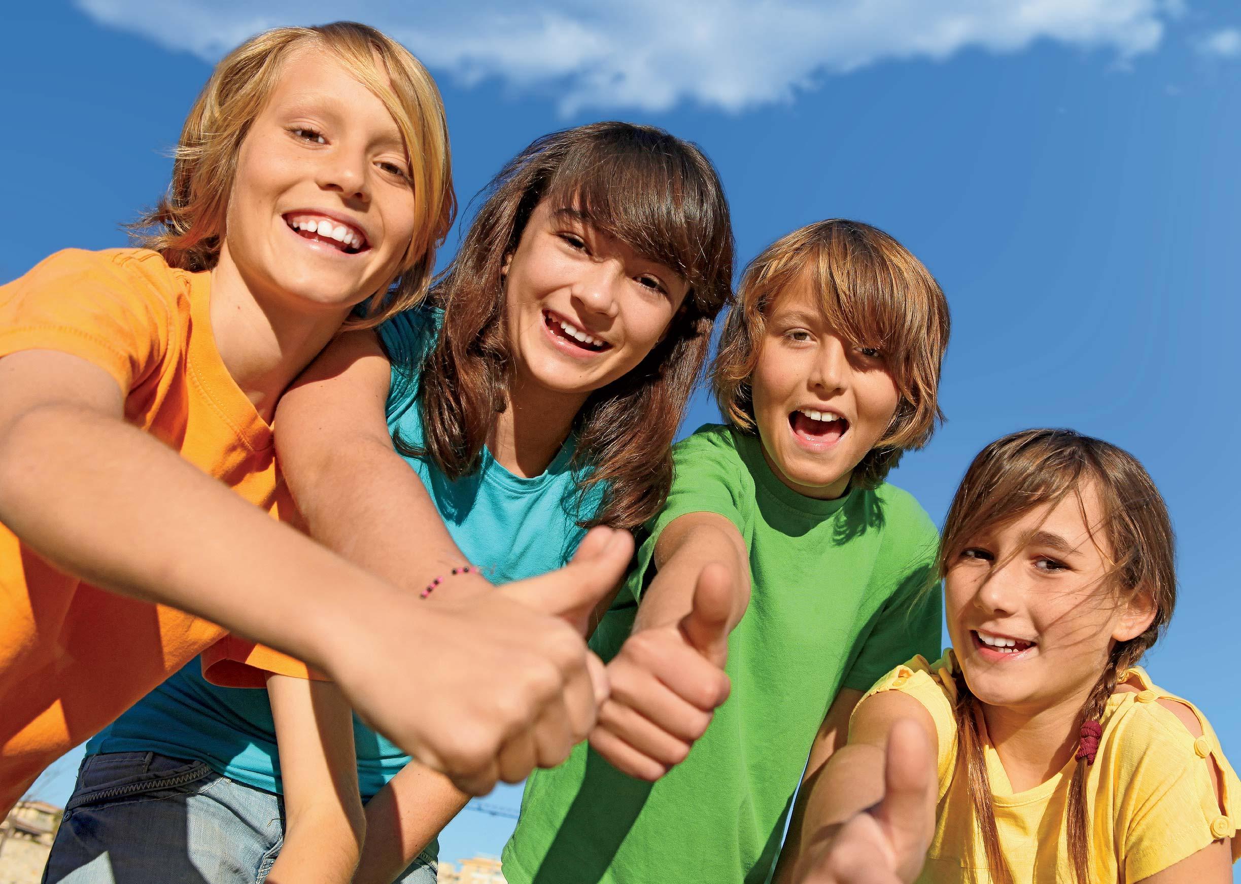 Общение с детьми и подростками: 36 правил и 4 ошибки - 1