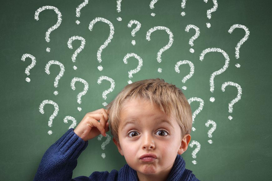 Почемучка: как ответить на все вопросы? - 1