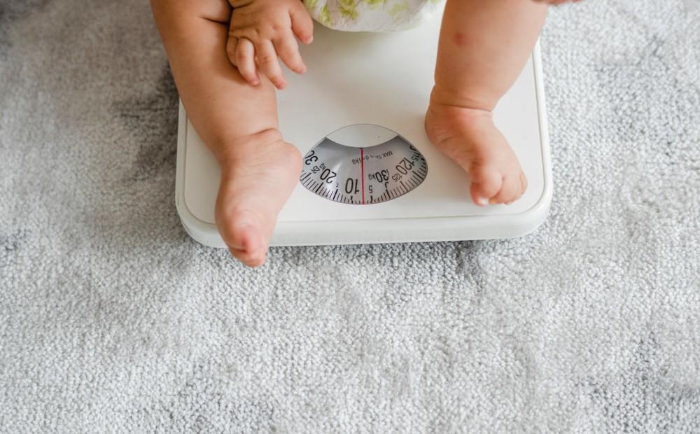 Норма прибавки веса у новорожденных по месяцам и полу по данным ВОЗ - 1