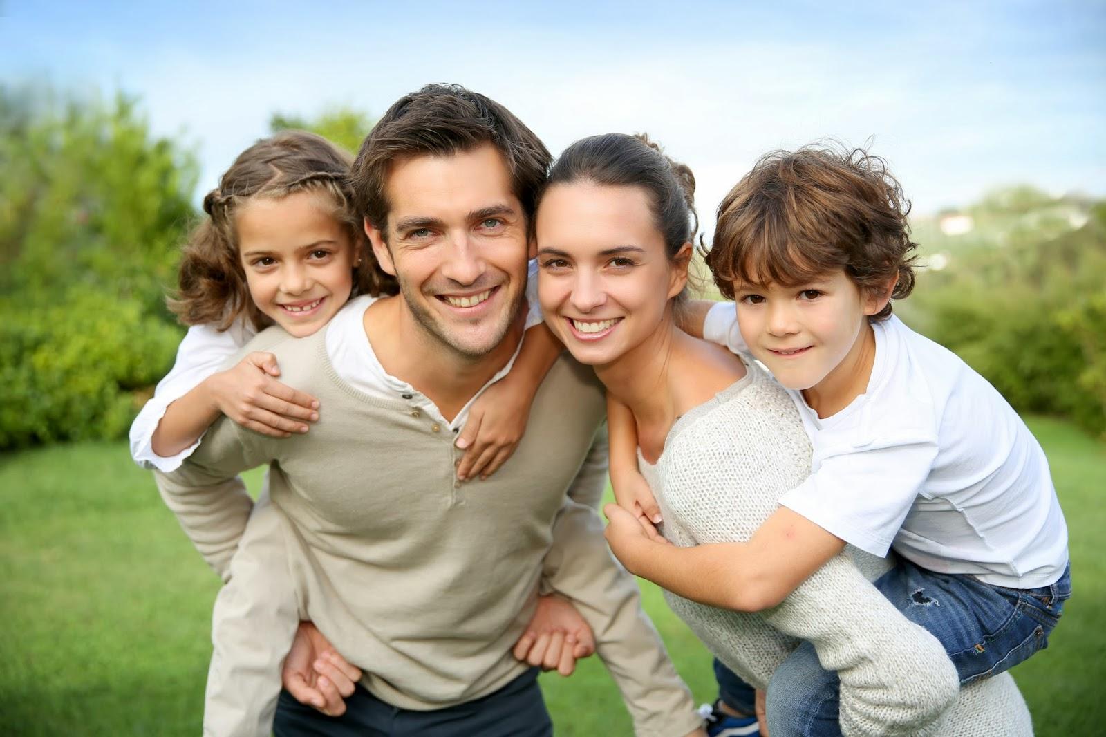 Дети учатся любви, наблюдая за родителями - 1