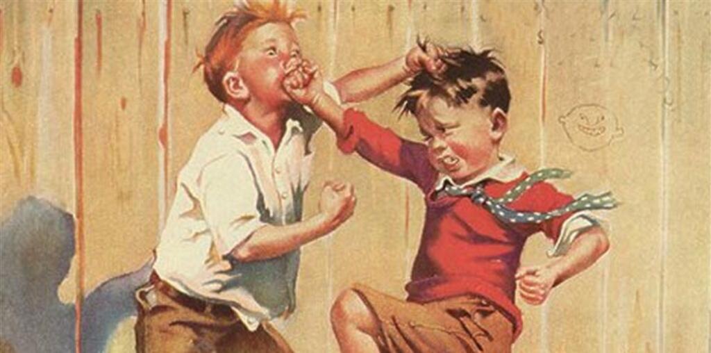 Ребенок дерется: причины и способы решения проблемы - 1