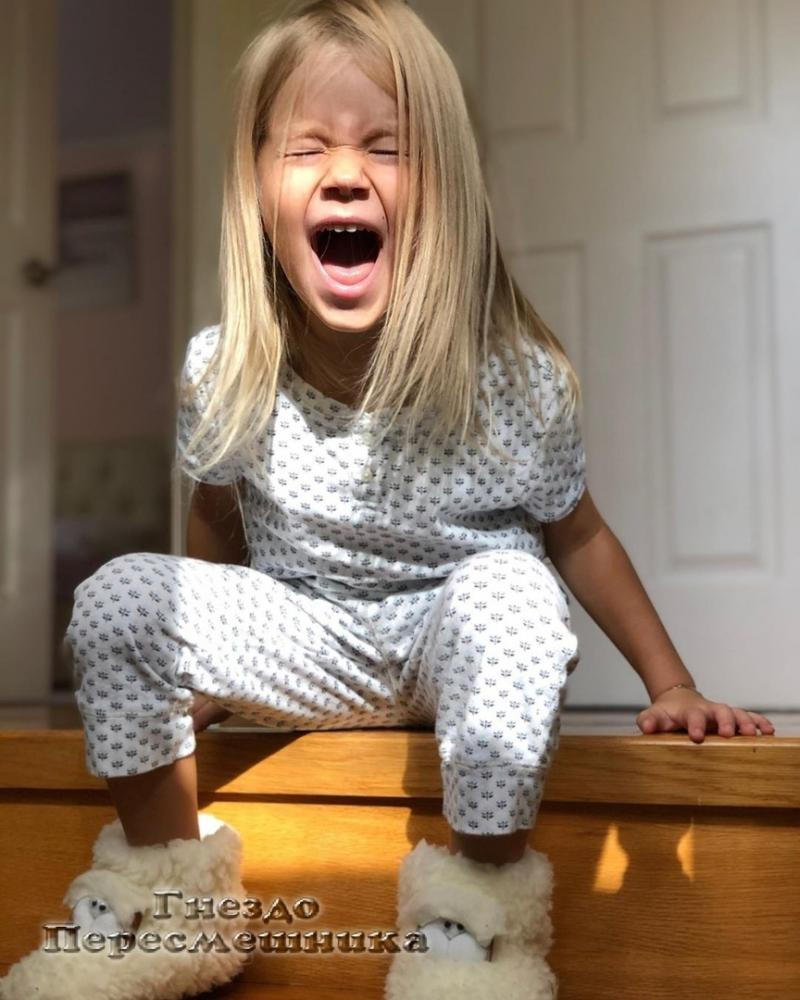 Как бороться с детскими истериками - 1