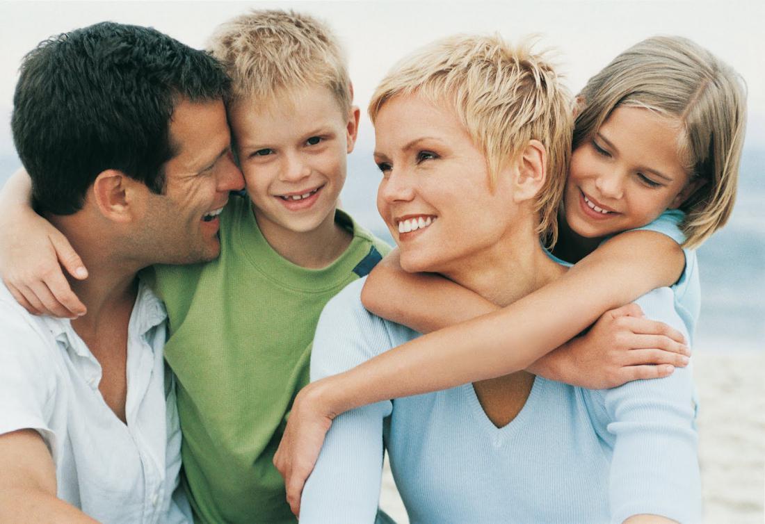 Оссобенности взаимоотношений детей и родителей в семье. - 1