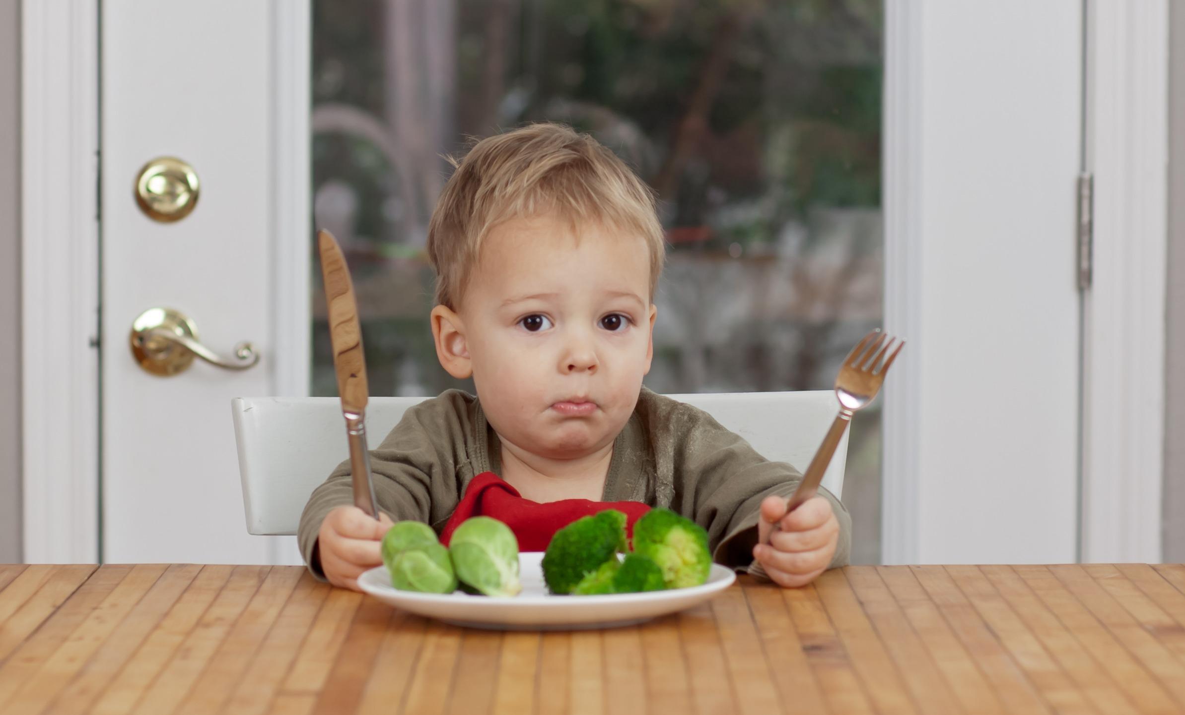 Вегетарианец с рождения: могут ли дети обойтись без мяса - 1