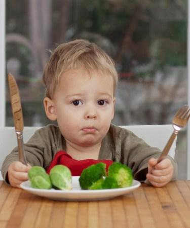 Вегетарианец с рождения: могут ли дети обойтись без мяса - 2