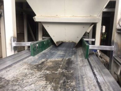 Conveyor Spillage - K-Containment Seal
