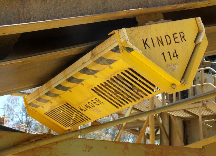 K Protector 174 Return Idler Guard Conveyor Safety Kinder