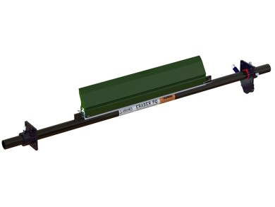 Eraser Primary Conveyor Cleaning System
