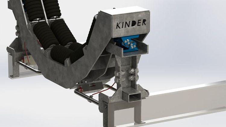 K-Dynamic Impact Idler