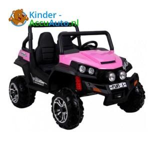 Beach Buggy Kinderauto Roze 1