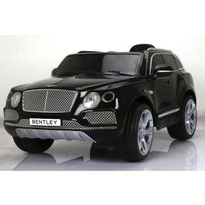 Bentley Bentayga kinderauto Zwart 1