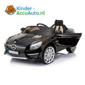 Mercedes SL63 AMG kinderauto Zwart 1
