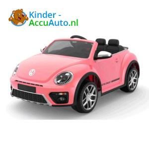 Volkswagen Dune Beetle Kinderauto Roze 1