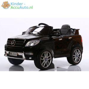 mercedes ml350 kinder accu auto zwart kinderauto 1