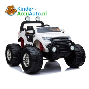 Ford Ranger Monster Truck Kinderauto Wit 1