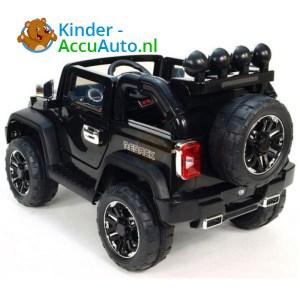 Jeep Kinderauto Zwart 1