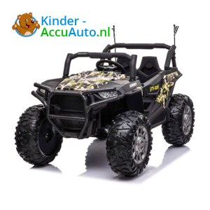 beach buggy elektrische kinderauto camo 1