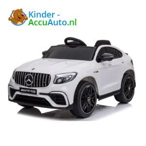 Mercedes G63 Wit Kinderauto AMG 1