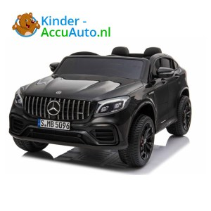 Mercedes G63 Zwart Kinderauto 2 Persoons AMG 1