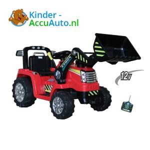 Tractor Rood Kindertractor 1
