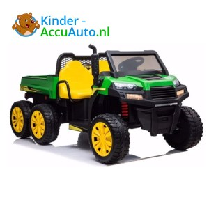 Gator Farm Truck Groen Kindertractor 1