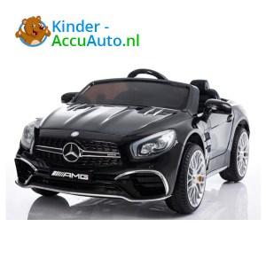Mercedes SL65 Zwart Kinderauto 1