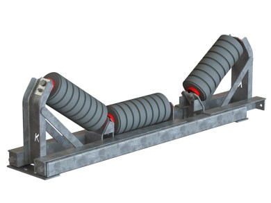 Conveyor Belt Support