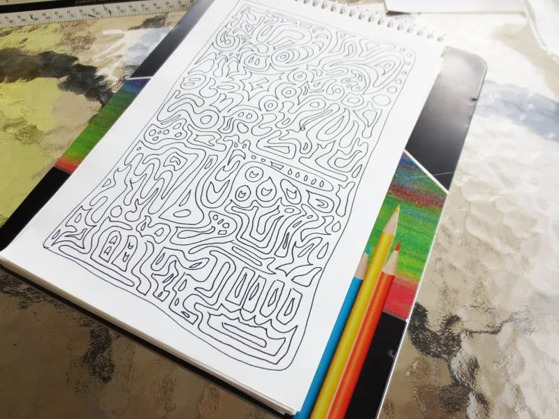 Doodles Drawing Lessons For Elementary School Children