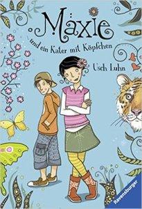 Maxie und ein Kater mit Köpfchen, Maxie Reihe, Kinderbuch