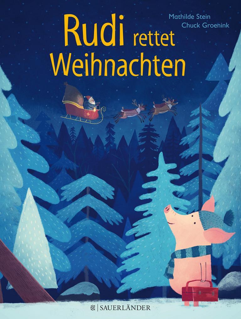 Rudi rettet Weihnachten