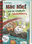 Mäc Mief und die rätselhafte Schafentführung ist ein lustiges Vorlesebuch von Carola Becker aus dem Südpol Verlag.